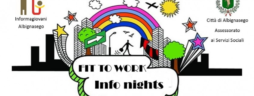 Fit to work - Info nights