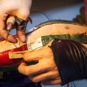 work experience calzaturiero