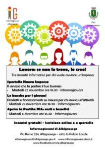 Incontri sulla libera imprenditoria
