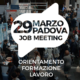 Job Meeting Padova